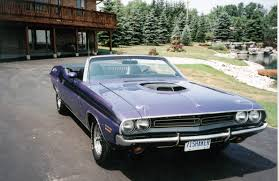 Dodge Challenger 1960 - 1971 dodge challenger 340 convertible the almost rt