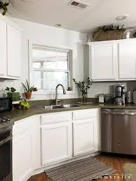 can you paint kitchen cabinets without taking them how to paint kitchen cabinets without sanding lz cathcart