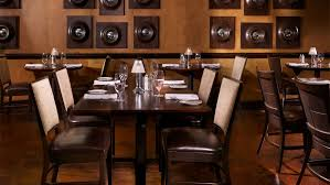 Indianapolis Downtown Restaurants Omni Severin Hotel - Restaurant dining room furniture