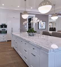 kitchen island countertop ideas best 25 marble kitchen countertops ideas on white