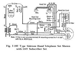 Rotary Coil Wiring Diagram Western Electric Products Telephones Older Models Than The 500