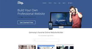 s website 15 best free website builders of 2018