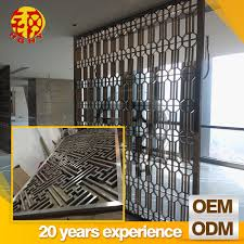 Stainless Steel Partition List Manufacturers Of Indoor Screens Partitions Buy Indoor