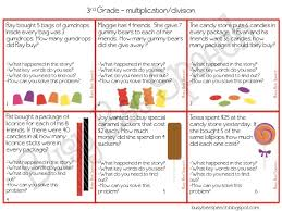 candy story candy math word problems for language disorders busy bee speech