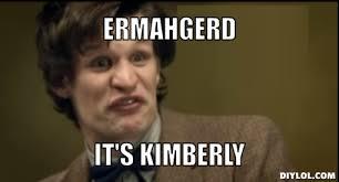 Ermahgerd Meme Creator - funny doctor who memes doctor who meme generator ermahgerd it s