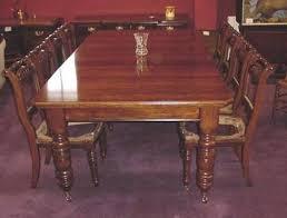 Two Leaf  Seater Oak Dining Table Antiques Atlas - Antique oak kitchen table