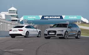 audi rs6 vs 2016 audi rs6 and rs7 performance track review caradvice