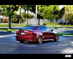 lexus isf iss forged exhaust for sale iss forged gq gold on matador red is250 clublexus lexus forum