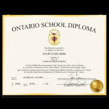 canadian high school online diplomas college degrees transcripts univeristy