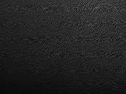 Leather Furniture Texture Classic 3 Seater Leather Sofa Black Vogar