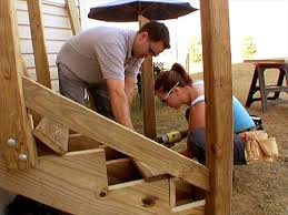 how to build exterior stairs how tos diy