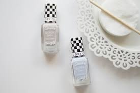 new in the barry m speedy quick dry nail paints made from beauty