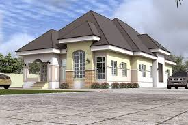 Architectural Design 5 Bedroom Bungalow