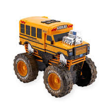 fast lane action wheels monster bus toys