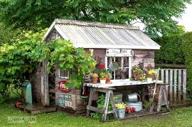 Building Backyard Shed by 14 Whimsical Garden Shed Designs Storage Shed Plans U0026 Pictures