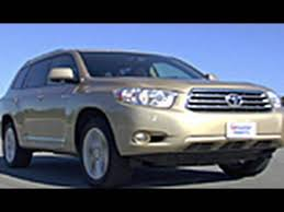 2008 toyota highlander reliability 2008 2010 toyota highlander review consumer reports
