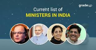 Modi Cabinet List Of Current Cabinet Ministers Of India U0026 Their Constituency 2017