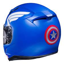 custom motocross helmet wraps hjc cl 17 captain america helmet jafrum