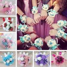 Cheap Corsages Popular Prom Wrist Corsages Buy Cheap Prom Wrist Corsages Lots