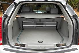 cadillac srx cargo space 2012 cadillac srx catching up to the luxury cuvs boston