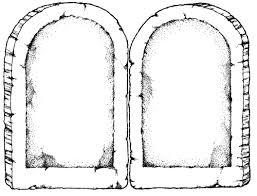 ten resume writing commandments pretty ten commandments tablets template images resume ideas