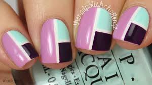 simple nail art step by step u2013 cute easy nail designs using nail