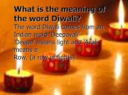 diwali celebration hindu temple place to worship ppt