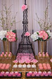 themed bridal shower decorations best 25 bridal shower ideas on parisian themed
