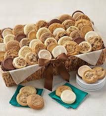 cookie gift baskets cheryl s classic cookie gift basket from 1 800 flowers
