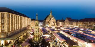 munich christmas market with sbb