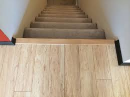 how to install pergo laminate stair nose stairnose house update