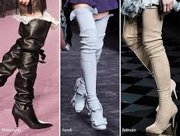 womens boots in fashion fall winter 2016 2017 shoe trends fashionisers