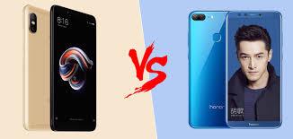 Xiaomi Redmi Note 5 Xiaomi Redmi Note 5 5 Pro Vs Honor 9 Lite Specs Showdown