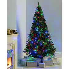 werchristmas pre lit spruce multi function christmas tree 2 1 m
