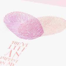 fingerprint letterpress by marcel schurman s day