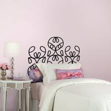 Design Own Wall Sticker Make Your Own Diy Headboard Roommates Blog