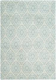 Cream And Blue Rug Alpine Blue U0026 White Watercolor Area Rug Val206j Safavieh