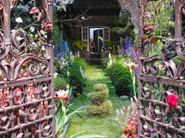 Botanical Gardens Pennsylvania 2013 Philadelphia Flower Show Secret Garden Where When