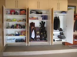 furniture custom wall mounted garage storage cabinets with
