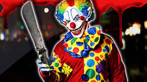 top 15 creepiest clown sightings caught on video scary clowns