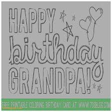 birthday cards best of happy birthday grandpa printable cards