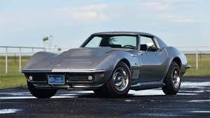 1969 corvette coupe cortez silver 1969 corvette l88 coupe is mecum s attraction