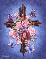 butterfly cross wooden crosses blue butterfly and