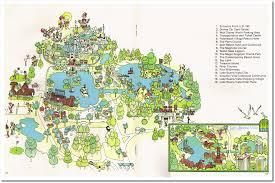 Disney World Resort Map 76 Foot Trombones Led The Parade Imaginerding