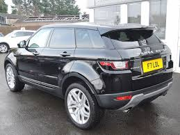 range rover diesel engine used santorini black land rover range rover evoque for sale cheshire