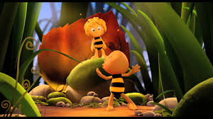 maya bee movie u0027willi u0027 blooper