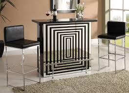 zak bar table in black 70960 acme acme truth in craft