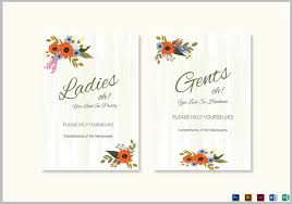 wedding signs template 31 printable wedding templates editable psd ai indesign doc