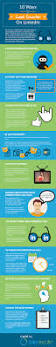 Where To Post Resume On Linkedin 10 Ways To Look Smarter On Linkedin Infographic Linkedin