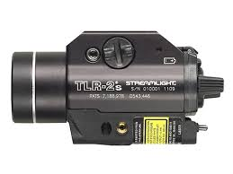 tactical light and laser streamlight tlr 2s weapon light led laser 2 cr123a mpn 69230
